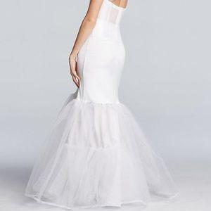 e3144021f3 Davids Bridal Plus Size Aline Med Fullness Slip